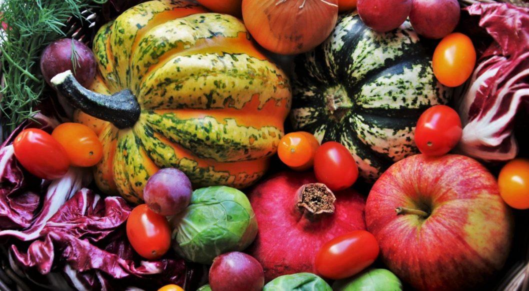 Høstgrønnsaker